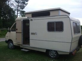 Renault Rapido Motor home old but sound Long MOT taxed etc