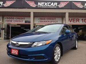 2012 Honda Civic EX AUT0 A/C SUNROOF ONLY 140K