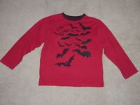 Quality John Lewis Spooky Halloween top - 10/11 years