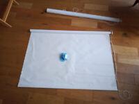 Ikea roller blinds ( 120cm wide)