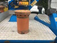 Reclaimed Chimney Pepper pot