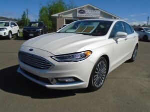 2017 Ford Fusion SE AWD Leather Navigation