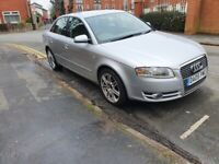 Audi, A4, Saloon, 2005, Manual, 1896 (cc), 4 doors