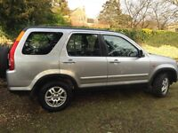 FSH with MOT remaining - reliable and solid Petrol CRV for Sale (133,859 miles)