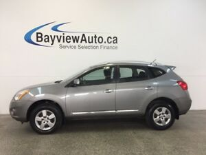 2013 Nissan ROGUE S- AWD|2.5L|HITCH|BLUETOOTH|CRUISE|A/C|LOW KM!