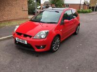 FORD FIESTA ST 2006 87,000 MILES CAT D SALVAGE DAMAGED REPAIRABLE