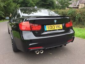 BMW 318D M SPORTS BUMPER
