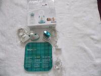 ANGELCARE MOVEMENT AND SOUND BABY MONITOR MODEL AC401