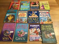 Children's History books collect Sprowston