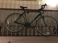 Single speed Edinburgh Bikes bike
