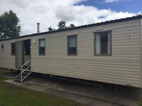 8 berth caravan for hire Craig Tara