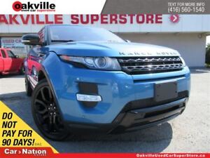 2012 Land Rover Range Rover Evoque Pure Plus | LEATHER | PANO RO