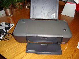 HP DESKJET 1000 PRINTER, J110 SERIES FOR SPARES OR REPAIRS