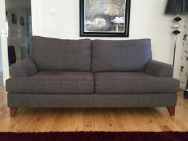 Two 3 seater sofas in good condition for sale. Bought brand new from M&S both are well looked after