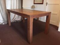 Wooden contemporary dining table for sale