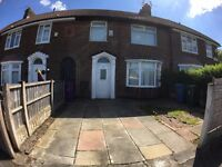 3 Bedroom garden House in Rendcombe Green, Norris Green, Liverpool, L11