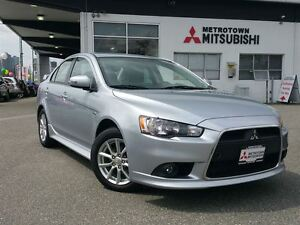 2015 Mitsubishi Lancer SE Limited Edition, CERTIFIED PRE-OWNED