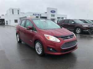 2013 Ford C-Max SEL - HYBRID, NAV, HEATED LEATHER