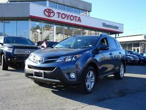 2014 Toyota RAV4 AWD XLE Navigation Package