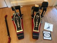 DW 5000 Series Delta II double kick pedal