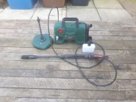 Bosch compact pressure washer