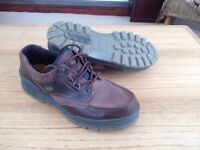 ECCO Track ll GTX Mens outdoor, Gore-Tex shoes