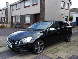 2011 Volvo V60 1.6 D2 R-Design Estate**1 Owner**Full Volvo Dealer History**£30 Road Tax**