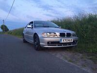BMW 318CI SE 2000