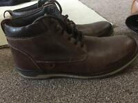 Men's river island boots size 9