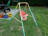 Baby Toddler Child Swing