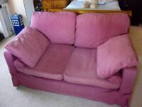 great, clean 2 seater sofa