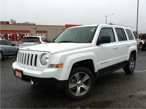 2016 Jeep Patriot NORTH**HIGH ALTITUDE**BLUETOOTH**LEATHER**6.5