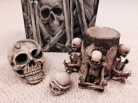 Skull Collection Ornaments