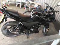 Honda cbf 125cc 2015 model