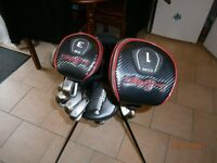 Brand New MD Golf Seve Ballesteros signature Golf Clubs