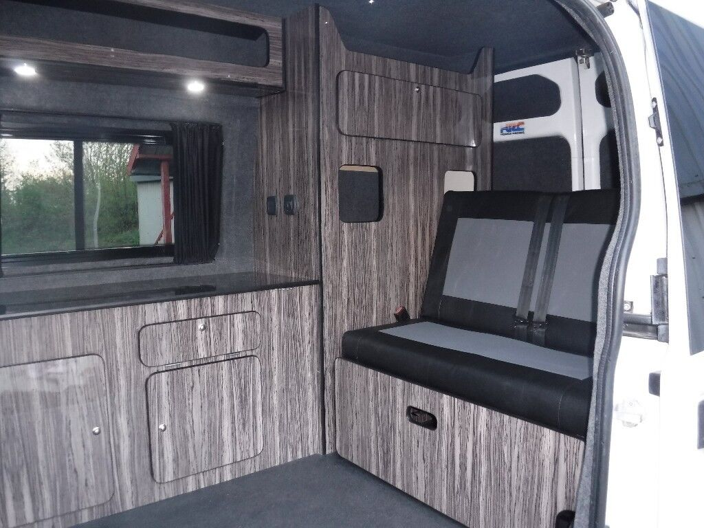 Ford Transit Campervan Conversion Not T4 Or T5 In New