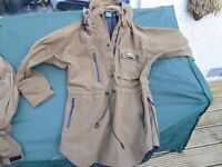 Ridgeline of New Zealand Hunting Smock size XXL. As new cost £230.00