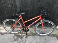 Townsend Destiny Mountain Bike. Serviced, Free Lights, Lock & Delivery.