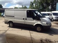 LEFT HAND DRIVE FORD TRANSIT, DRIVES PERFECTLY, ENGINE&MECHANICS GREAT,GO0D LOAD SPACE.CALL MARC