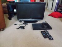 Bush 26 Inch TV excellent condition