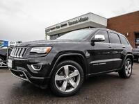 2014 Jeep Grand Cherokee Overland ONE OWNER !!!