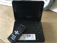 Sony portable DVD player dvp-fx730