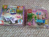 Brand New Lego Friends 41360 Emma's mobile vet clinic. Lego Disney 30116 NEW Will POST