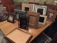 Picture frames-various
