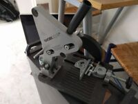 Wolfcraft 5019000 Angle Grinder Stand