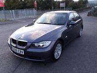 BMW 320D SE 4dr Grey