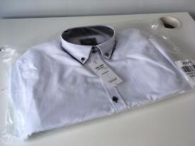 Burton Menswear - White Shirt