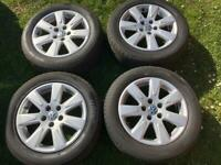 Volkswagen Alloy Wheels and Tyres