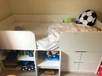 Next cabin bed 1 YEAR OLD
