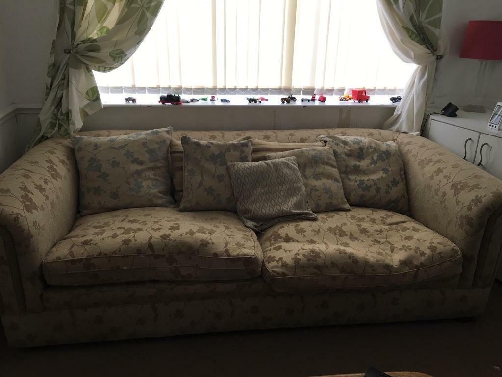 Fantastic Nice Family Sofa For Sale In Warrington Cheshire Gumtree Customarchery Wood Chair Design Ideas Customarcherynet